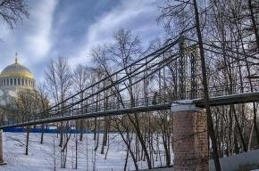 В Кронштадте женщина умерла, упав с  Макаровского моста