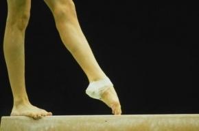 Гимнастки из Луганска прибыли в Петербург для тренировки со спортсменками города
