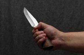Полицейский застрелил преступника с ножом