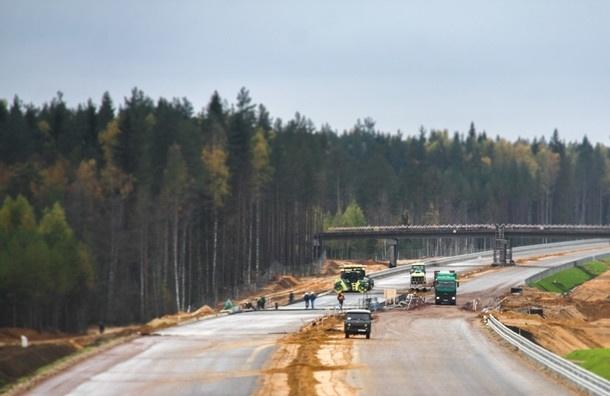 На трассе Москва-Петербург открываются пункты обогрева автомобилистов