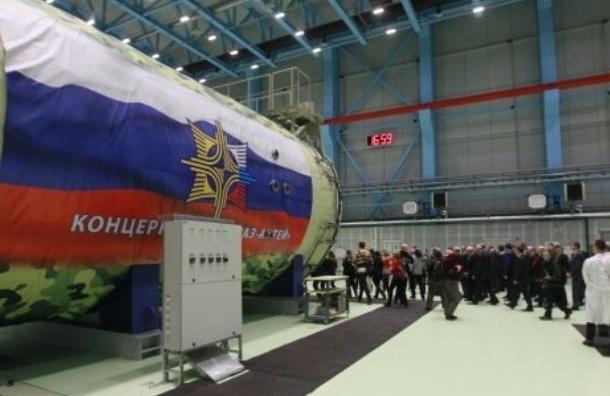 Испытательный комплекс «Алмаз-Антей» открывают в Петербурге
