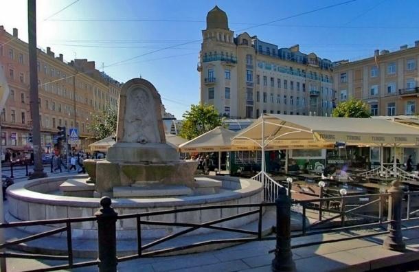 Депутат Алексей Ковалев просит прокуратуру не допустить уничтожения фонтана «Нептун» на Сенной