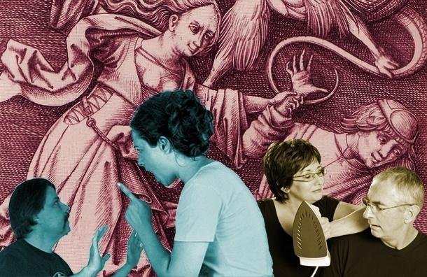 Как женщина превращает жизнь мужчины в ад