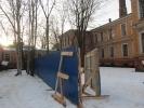 ВМА Снос зданий: Фоторепортаж
