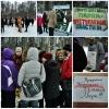 Митинг за сохранение Удельного парка : Фоторепортаж