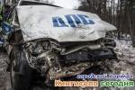 Фоторепортаж: «Авария в Ленобласти»