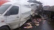 Авария на Киевском шоссе 26.02: Фоторепортаж