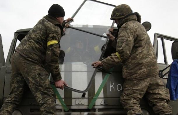 СМИ: 22 февраля начнется отвод тяжелых вооружений на Украине