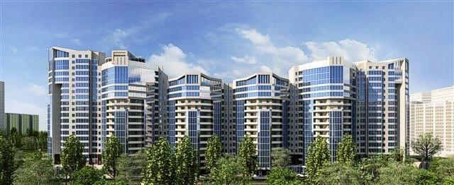 Что ждет рынок жилья Петербурга в 2015 году: Фото