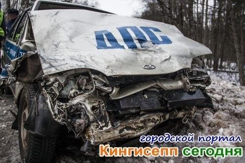 Авария в Ленобласти: Фото