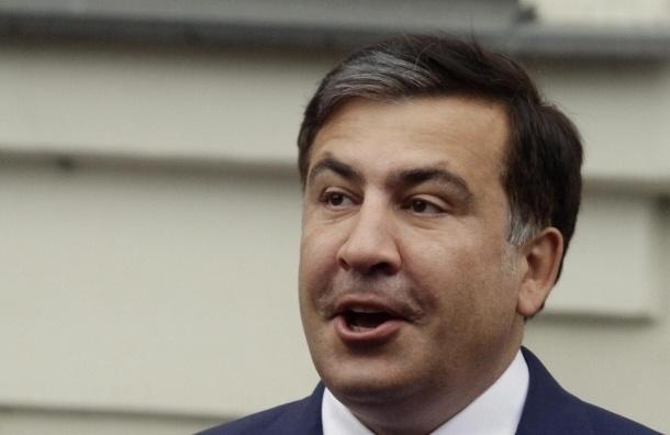 СМИ: Саакашвили будет курировать поставки оружия на Украину