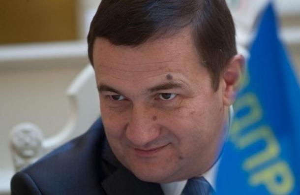 Константин Сухенко уходит из петербургского ЗакСа