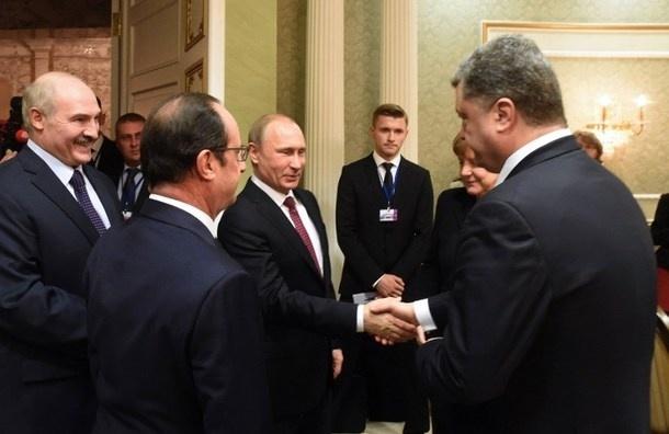 Опубликован полный текст мер по урегулированию украинского кризиса