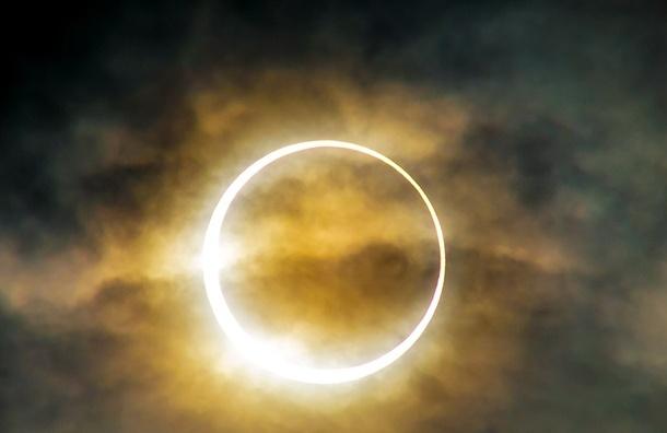 20 марта петербуржцы увидят солнечное затмение