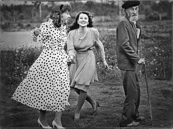 Потанцуем. Фото Игоря Потемина