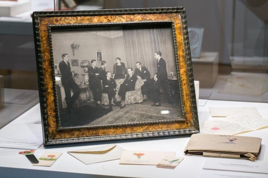 Фотография из архива Феликса Юсупова