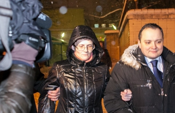 Мосгорсуд отменил решение об аресте Светланы Давыдовой, обвиняемой в госизмене