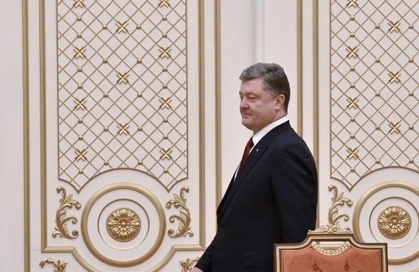 Порошенко: стороны договорились о выводе всех иностранных войск с территории Украины и освобождении всех заложников
