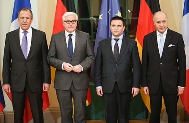 В Берлине проходит встреча представителей МИД стран «нормандской четверки»