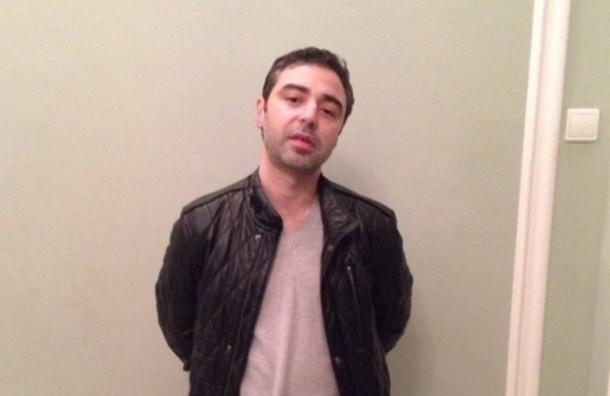 В Петербурге задержан вор в законе Лексо Гальский с героином в кармане