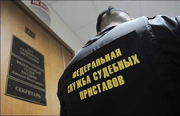 Со счетов строительной компании списали  долг 9 млн рублей