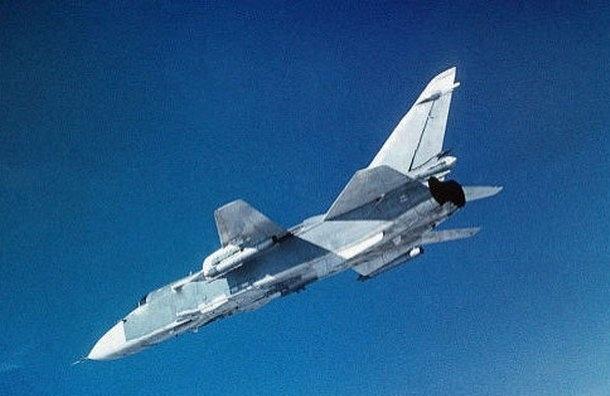 Под Волгоградом потерпел крушение бомбардировщик Су-24
