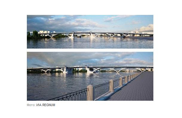 В Санкт-Петербурге новый мост через Неву могут построить шестиполосным и разводным