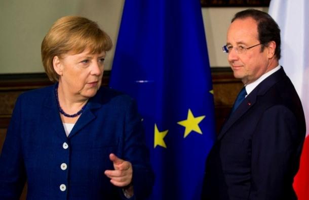 В Кремле ждут Олланда и Меркель