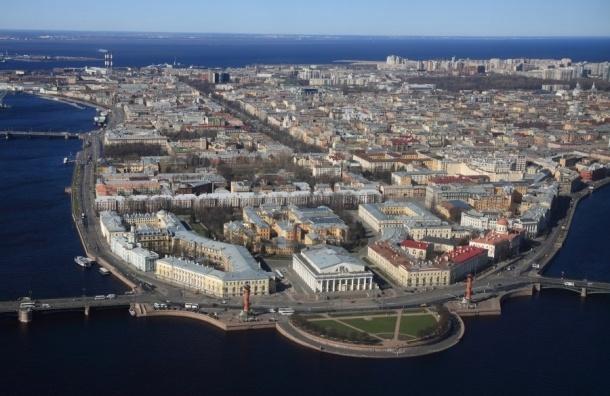 Смольный презентовал схему ремонтных и строительных работ на Васильевском острове на 2015-2016 годы