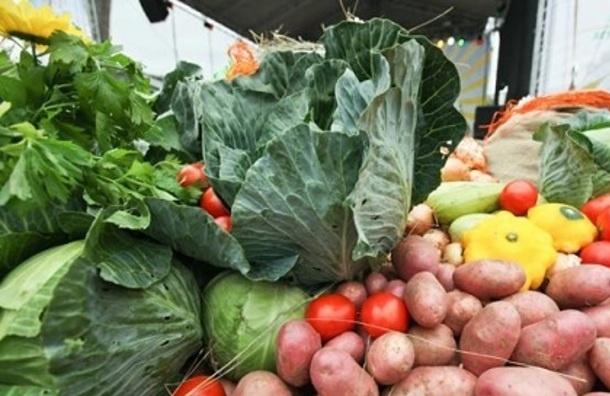 Смольный собирается открыть магазины для продажи овощей и фруктов из Ленобласти