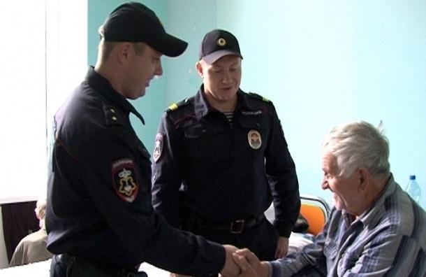 Петербургский ЗакС собирается запретить аресты стариков