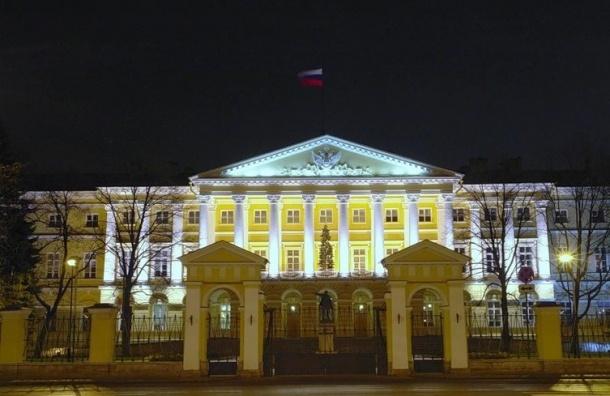 Сергей Мовчан занял пост вице-губернатора Петербурга