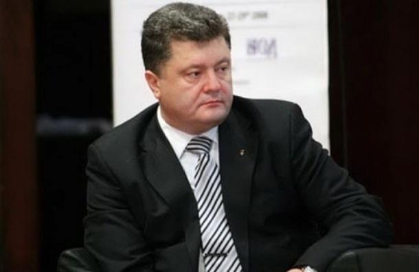 Порошенко: военное положение будет введено на Украине, если не будет мира