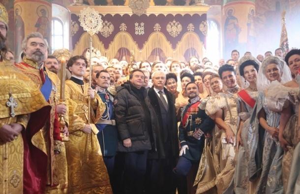 Фильм о Матильде Кшесинской снимают в Санкт-Петербурге