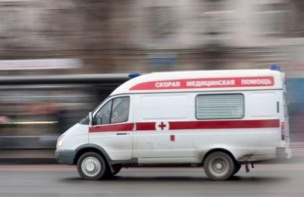 В ДТП на перекрестке Яхтенной и Камышовой улиц тяжелые травмы получил подросток