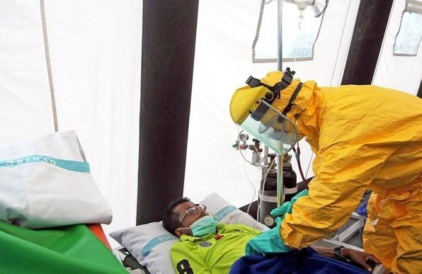 Жителя Владивостока госпитализировали с подозрением на вирус Эбола