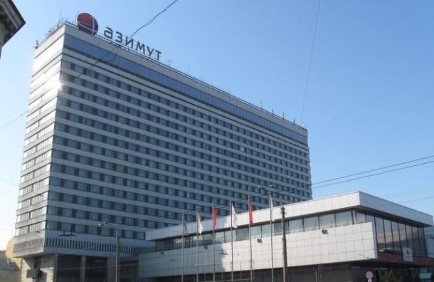 В день св. Валентина петербуржец выбросился из окна отеля в центре города