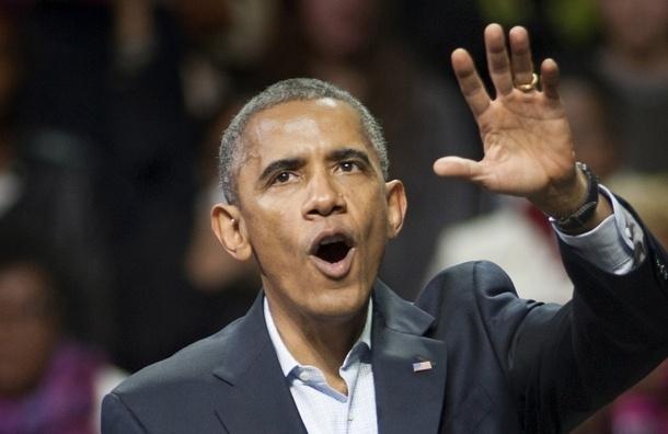 В Белом доме заявили, что Обама не прибудет в Москву на парад Победы