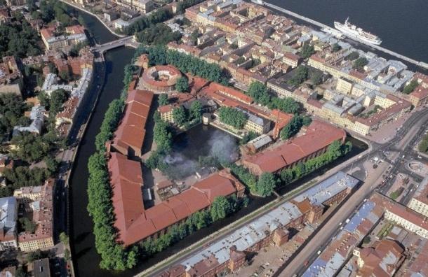 Новую Голландию реконструируют только к 2025 году