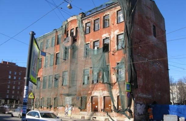 Градозащитники выступают против сноса исторического здания на Мира, 36