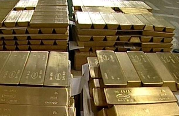 Золотовалютные резервы России сократились до шестилетнего минимума