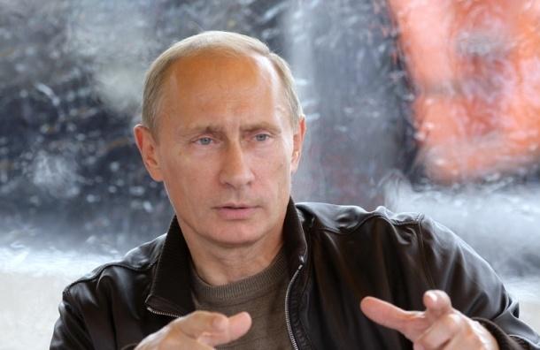 Путин стал 11 в рейтинге самых обожаемых людей в мире