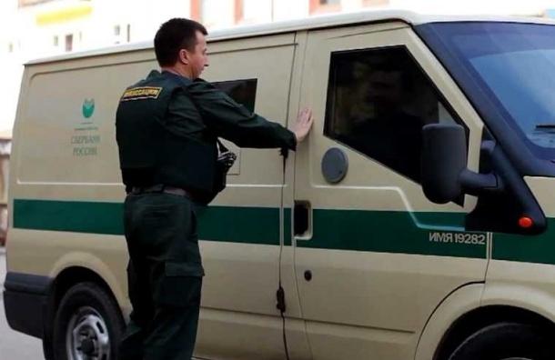 Сообщник убийцы инкасаторов на Дворцовой набережной осужден на 5,5 лет