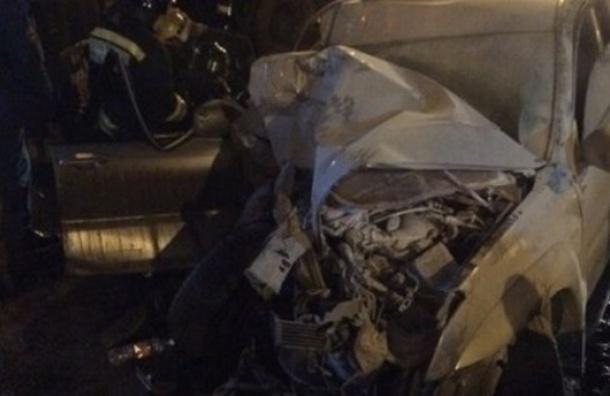 Начальник отделения УФМС устроил смертельное ДТП на Московском шоссе