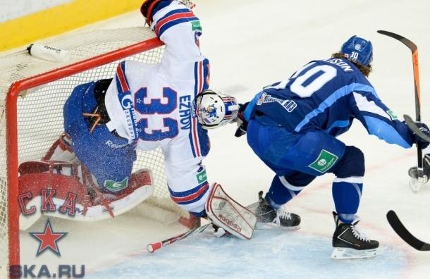 СКА выиграл у минского «Динамо»