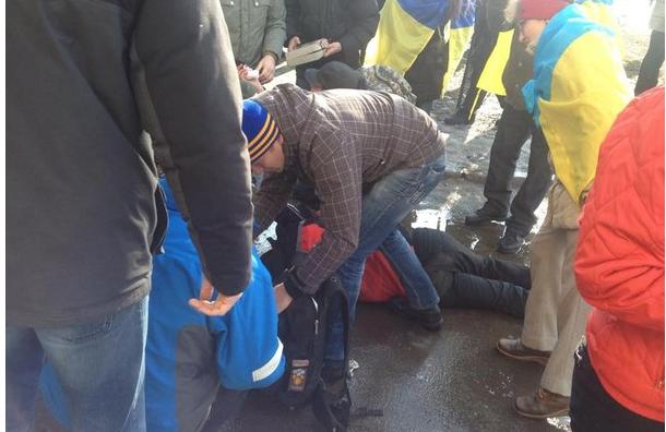 В результате взрыва в Харькове погибли 2 человека