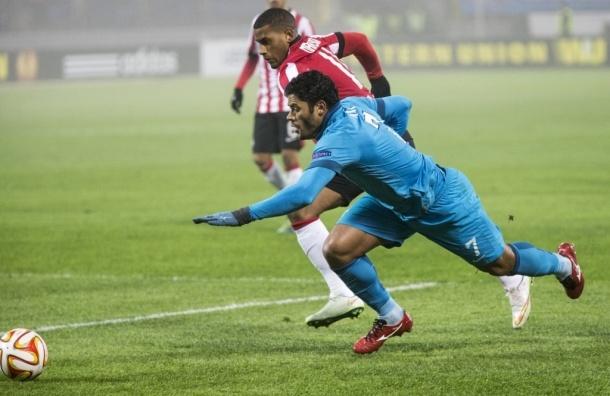 «Зенит» разгромил голландский клуб ПСВ со счетом 3:0