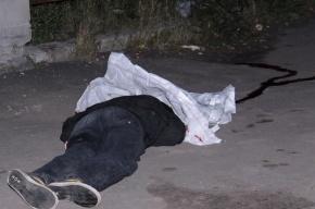 С торгового центра в Приморском районе спрыгнул житель Петербурга