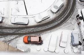 Новые технологии позволяют укладывать асфальт в снег