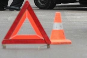 На Киевском шоссе произошло массовое ДТП